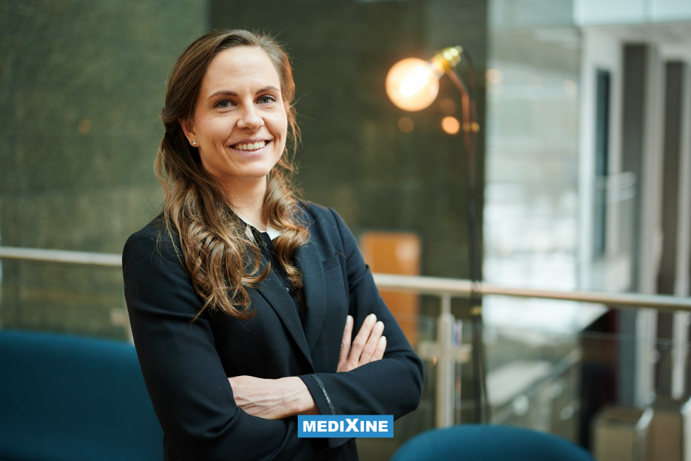 Annika Tentke started as Service and Project Manager at Medixine